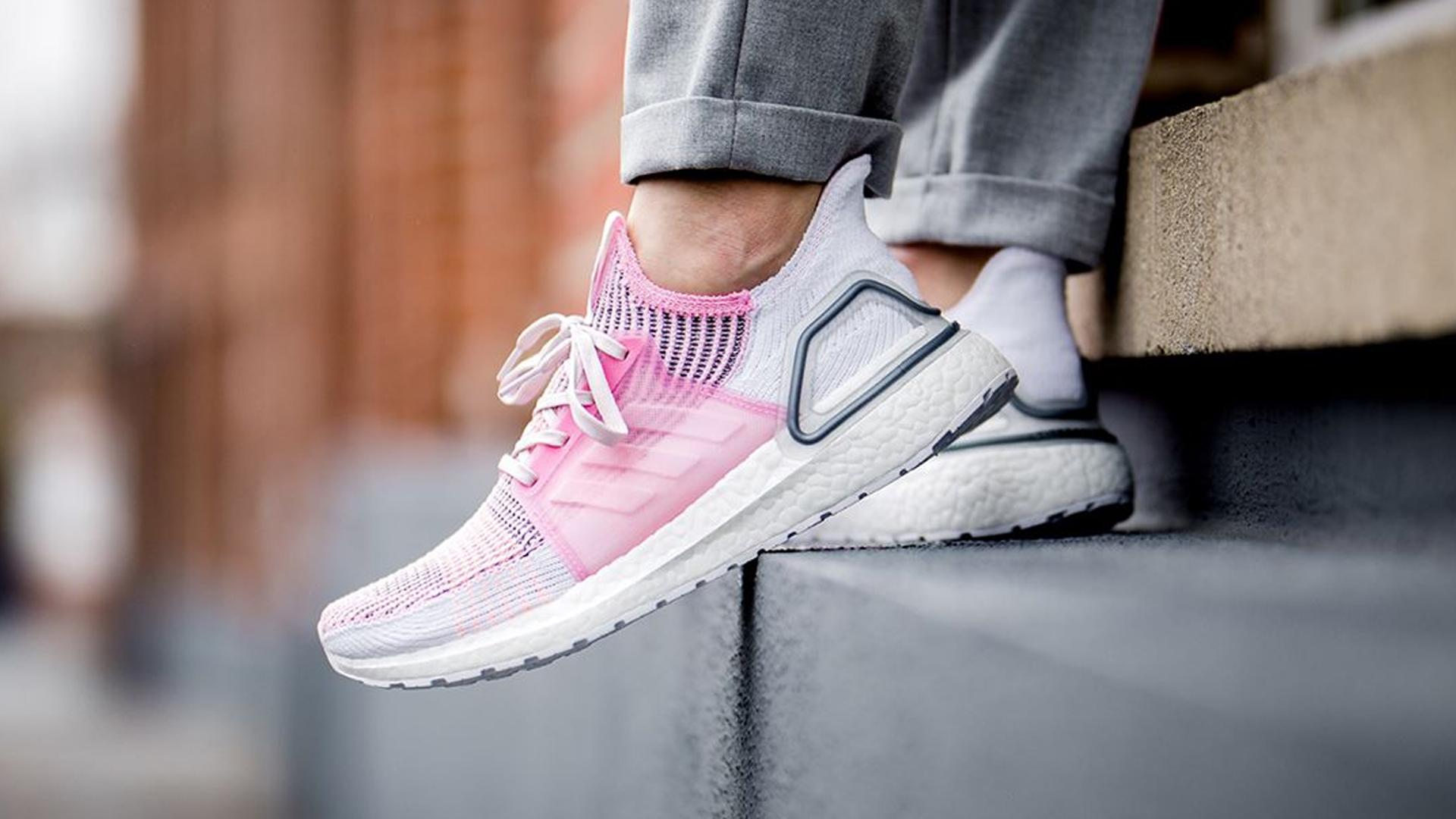 3289863e6b1 adidas Ultra Boost 2019 Pink Womens