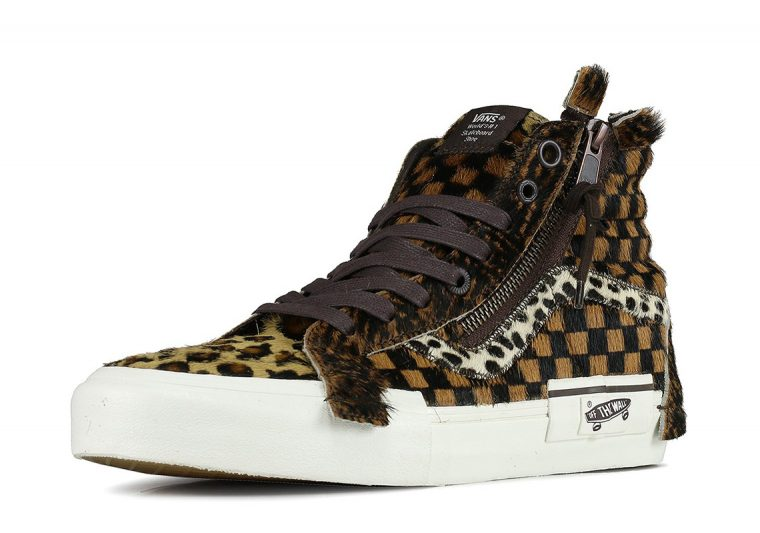 vans Sk8-Hi Re-Issue animal