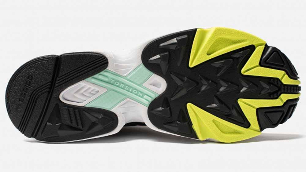adidas Yung 96 Black Mint | BD8042