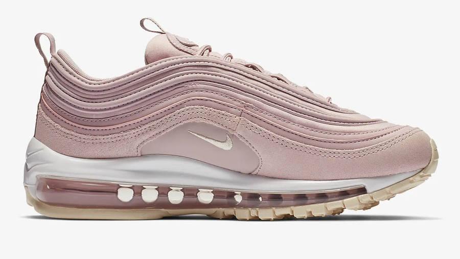 Nike Air Max 97 Premium Pink White | Where To Buy | 917646-500 ...
