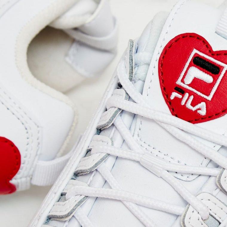 fila disruptor heart