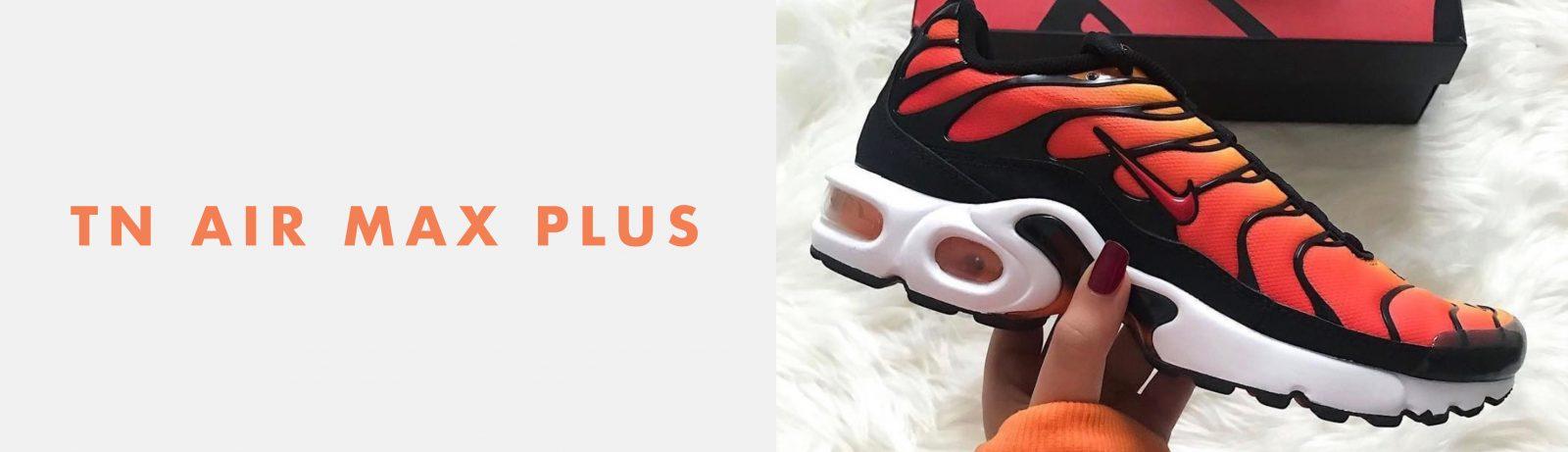 air max plus womens orange