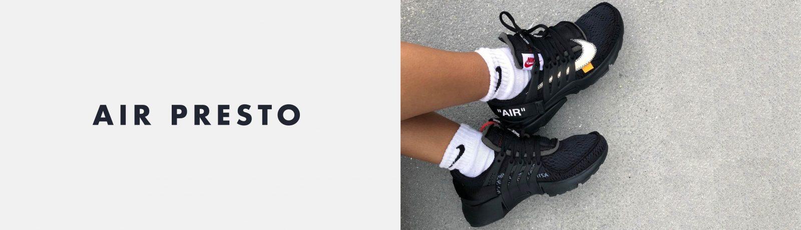 Women's Nike Air Presto Trainers