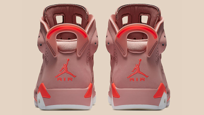 super popular eb30b fa3f4 Aleali May x Jordan 6 Rust Pink CI0550-600 01