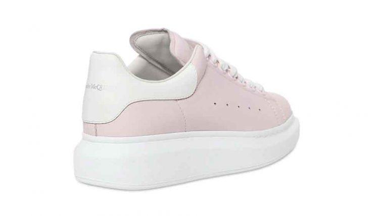 Alexander McQueen Platform Pink thumbnail image