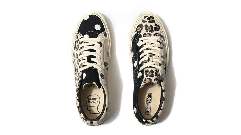 Brain Dead x Converse One Star Graphic 02