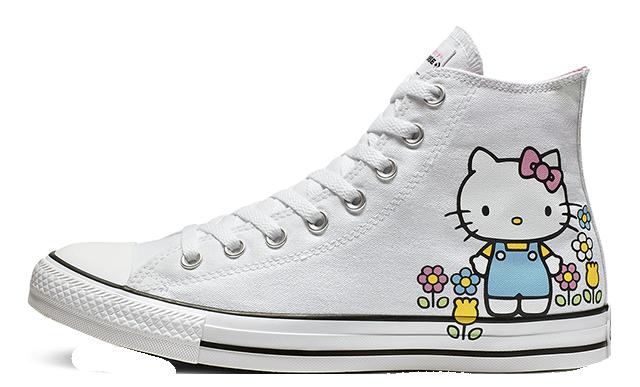 308c4ae39 36 Converse x Hello Kitty Chuck Taylor All Star High-Top White | 164629C UK  true DD/MM/YYYY
