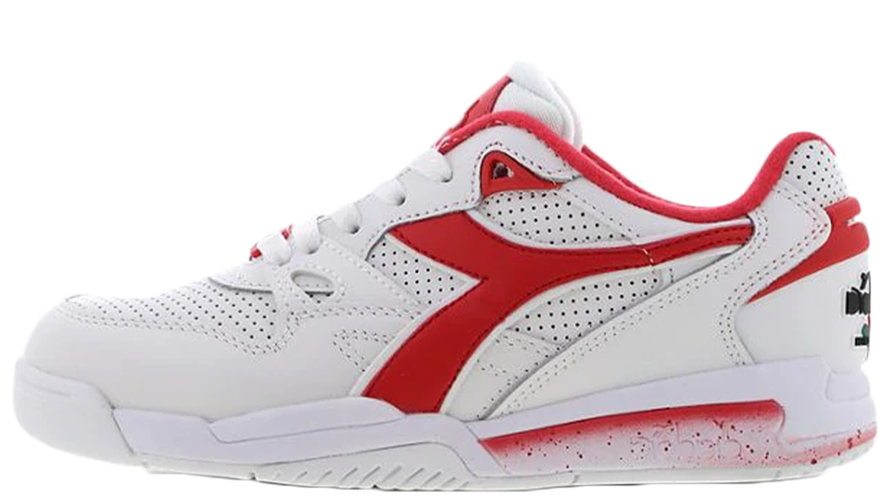 Diadora Rebound Ace White Red