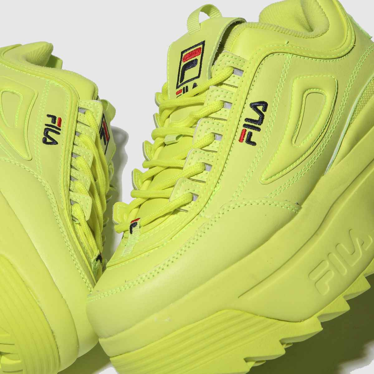 2d2c15aa Fila's Disruptor II Get Even Chunkier With An Added Platform Midsole ...