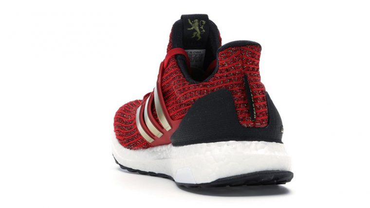 e2a98e98 Game Of Thrones x adidas Ultra Boost House Lannister Womens EE3710 01
