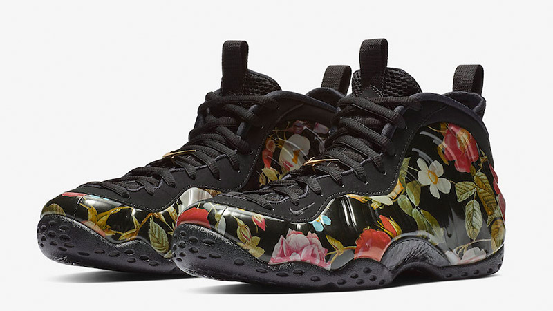 Nike Air Foamposite One Floral 314996-012 03