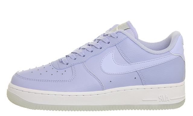 Nike Air Force 1 07 Aluminum White