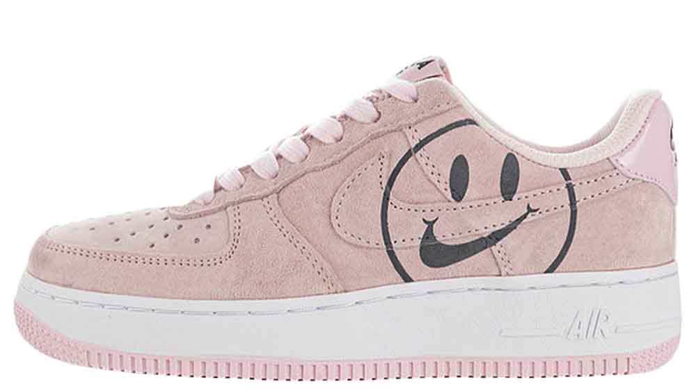 Nike Air Force 1 LV8 Have A Nike Day GS Pink Foam   AV0742 600