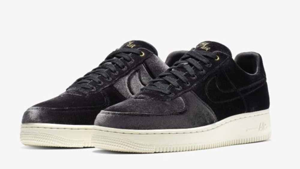 Nike Air Force 1 Low PRM 3 Black | AT4144-001