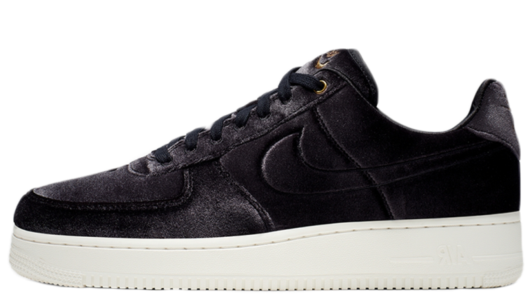 Nike Air Force 1 Low PRM 3 Black | AT4144-001 thumbnail image