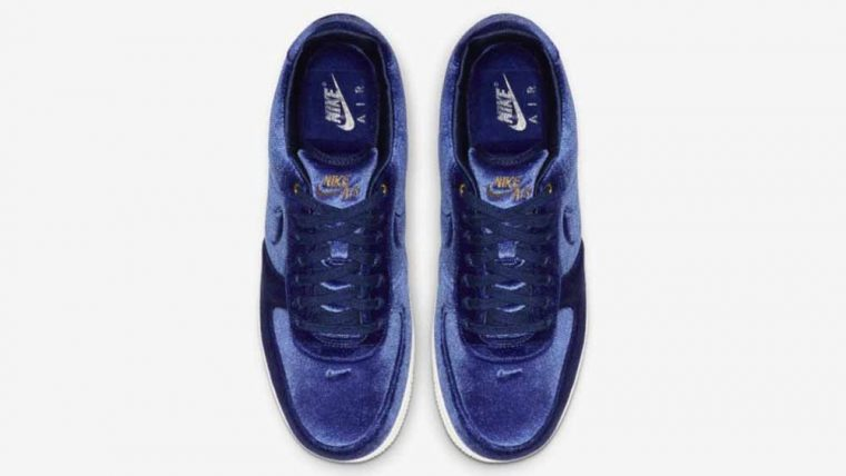 Nike Air Force 1 Low PRM 3 Navy | AT4144-400
