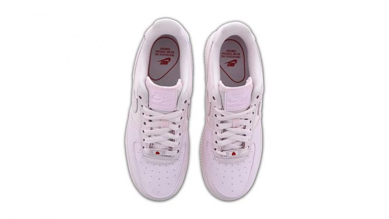 Nike Air Force 1 Pink Womens 02