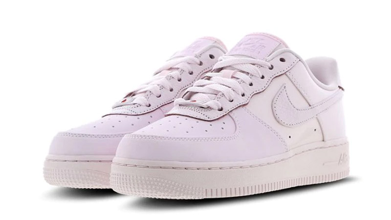 Nike Air Force 1 Pink Womens 03