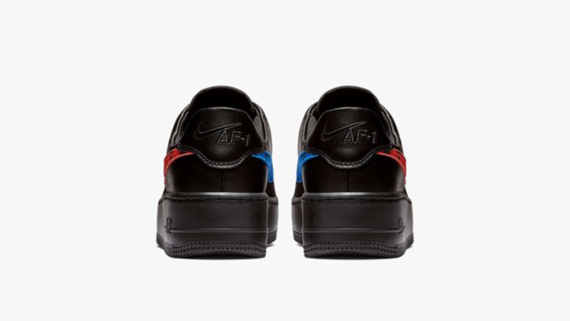 new products 56693 35940 Nike Air Force 1 Sage Low Black Leopard Women's | BV1979-001