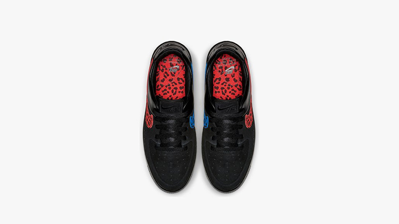 size 40 a45f1 c1487 Nike Air Force 1 Sage Low Black Leopard Womens BV1979-001 02