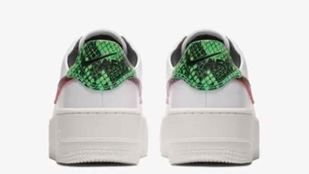 Nike Air Force 1 Sage Low Premium Snake
