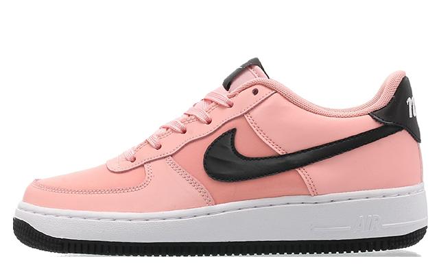 Brand New Nike Air Force 1 VDAY Valentine's Day White Black 2019