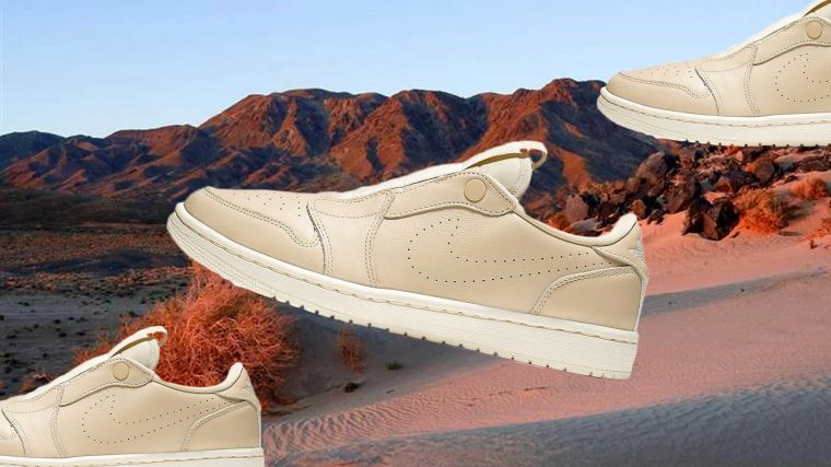 Blend These Air Jordan 1s In Desert Ore Into Your Rotation ... 4054ac15a