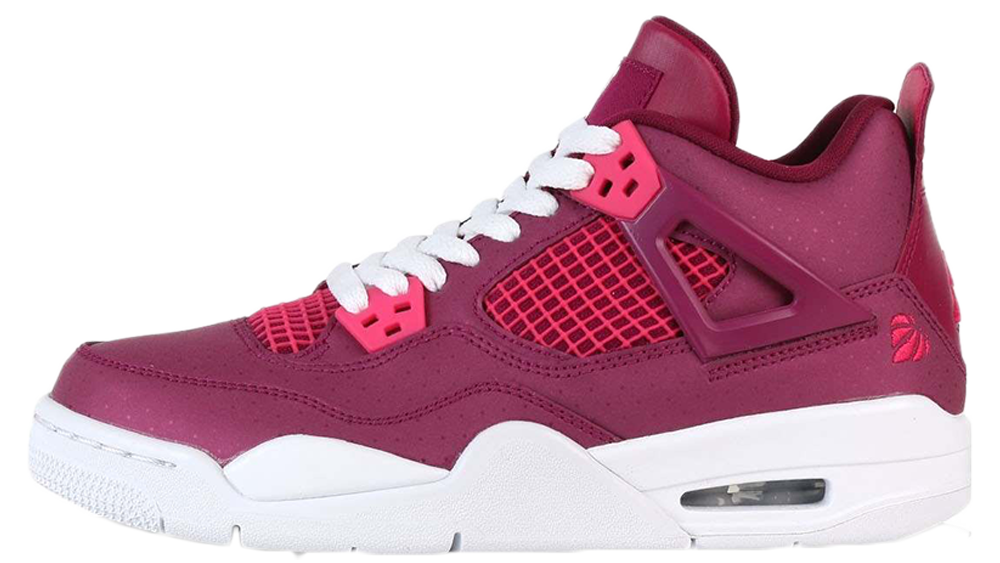 3c37976c6 If you re loving the Nike Air Jordan 4 Retro GS Pink as much as us