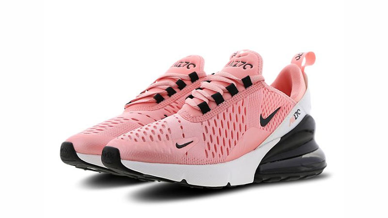 save off a395b cdc72 Nike Air Max 270 GS Valentines Day Pink