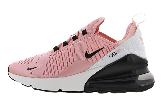 Nike Air Max 270 GS Valentines Day Pink Womens