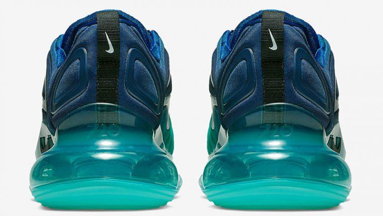 Nike Air Max 720 Sea Forest Womens AR9293-400 01 thumbnail image