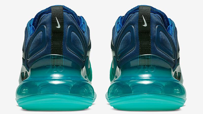 Nike Air Max 720 Sea Forest Womens AR9293-400 01