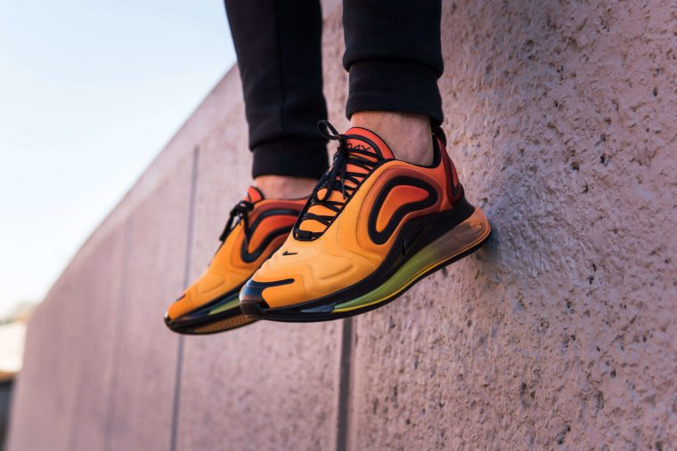 Nike Air Max 720 Sunrise AO2924-800 02 thumbnail image