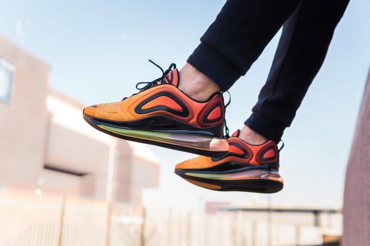 Nike Air Max 720 Sunrise AO2924-800 03 thumbnail image
