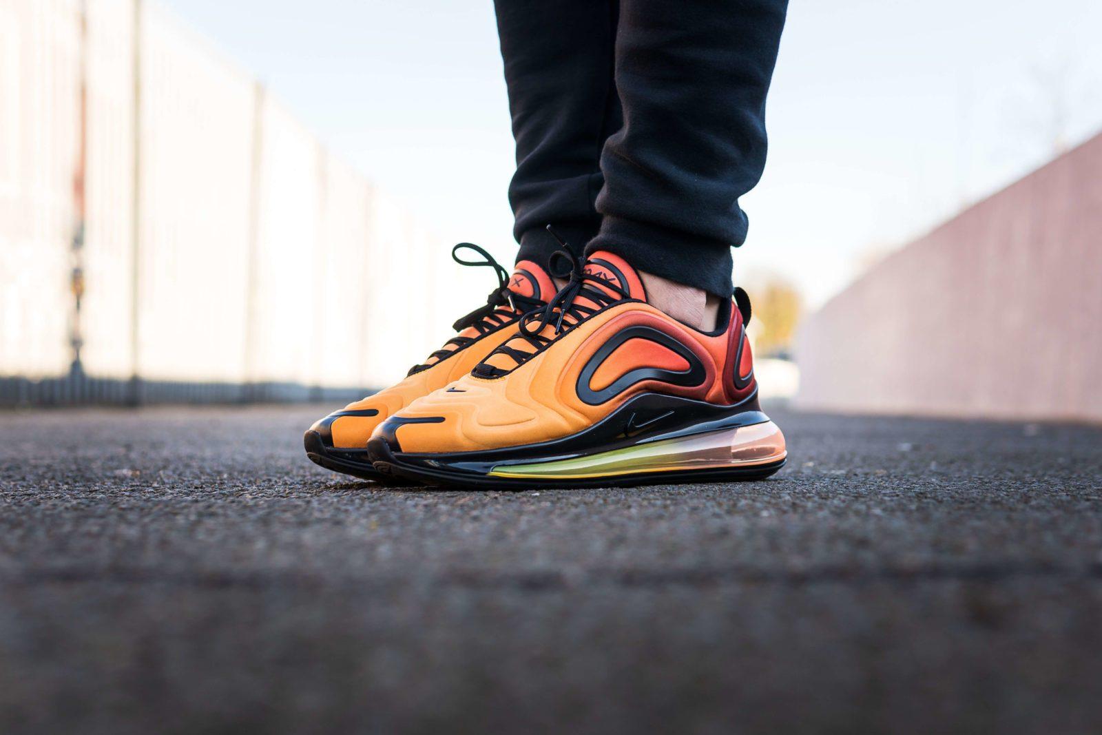 Nike Air Max 720 Sunrise | AO2924 800