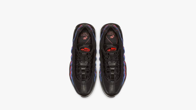 Nike Air Max 95 Black Leopard Women's | CD0180 001