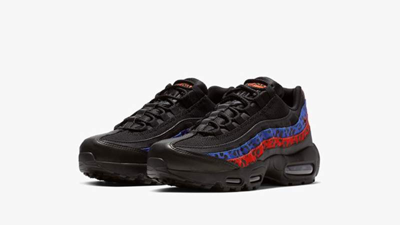 Nike Air Max 95 Black Leopard Women's | CD0180 001