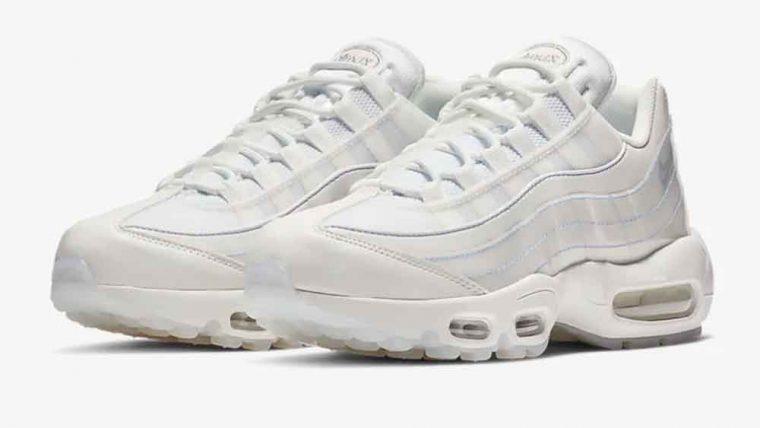 Nike Air Max 95 Summit White | 918413 102