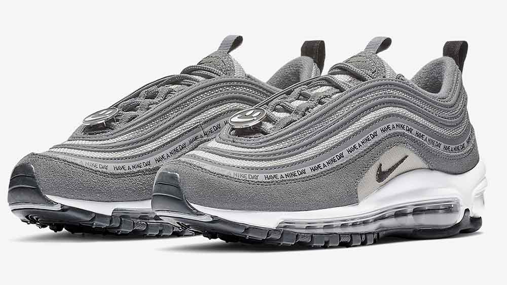quality design 3c514 529df Nike Air Max 97 Have A Nike Day GS Grey | 923288-001