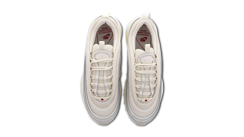 Nike Air Max 97 Pale Ivory Heart Pack