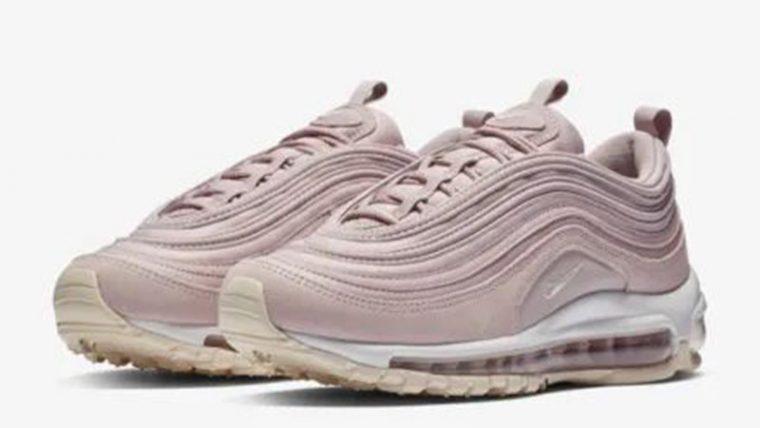 Nike Air Max 97 Premium Pink White 917646-500 03