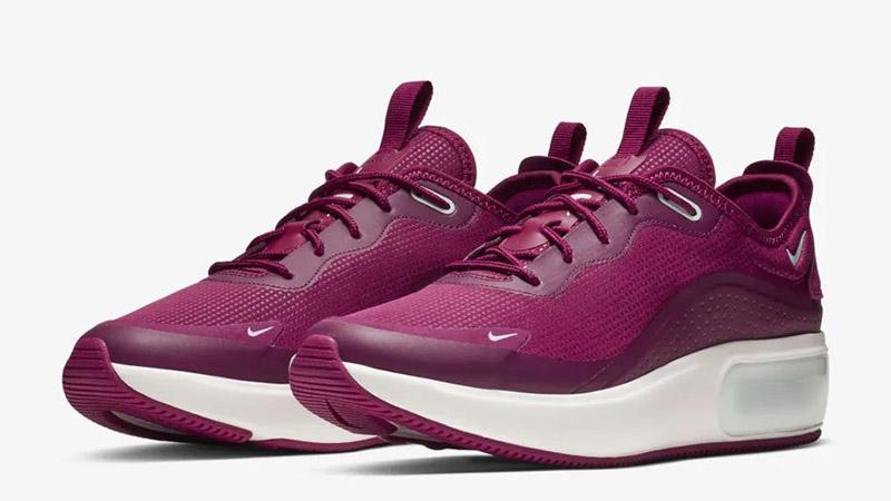 Nike Air Max Dia Berry White   Where To