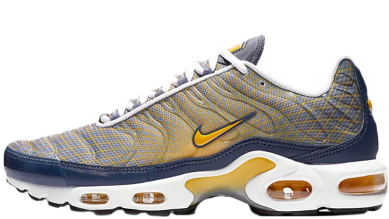 innovative design cecc9 93de1 If you re loving the Nike Air Max Plus TN OG in Yellow Blue, click the  stockists linked below to cop. UK true DD MM YYYY