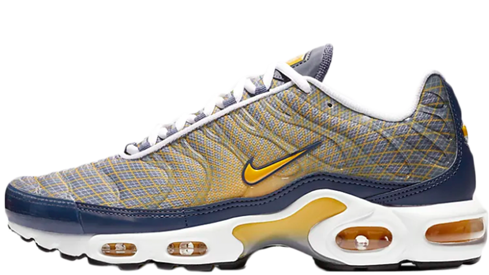 online for sale popular stores lowest discount Nike Air Max Plus TN OG Yellow Blue | BV1983-500