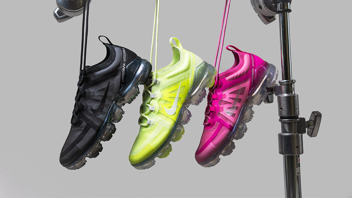 A Closer Look At Nike's Air VaporMax 2019 Colourways