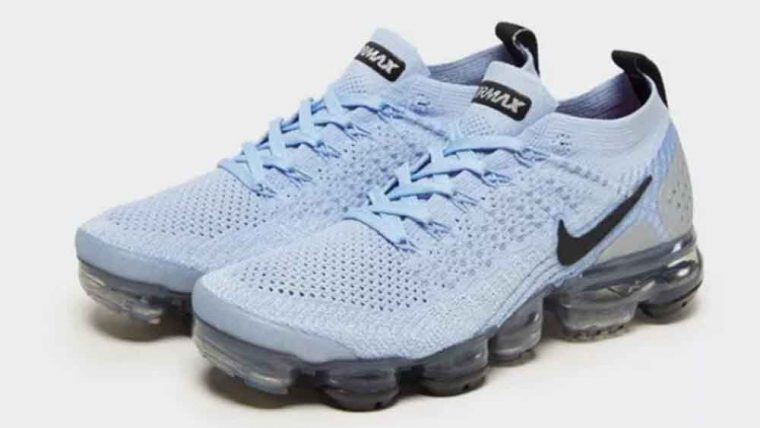 Nike Air VaporMax Flyknit 2.0 Pale Blue