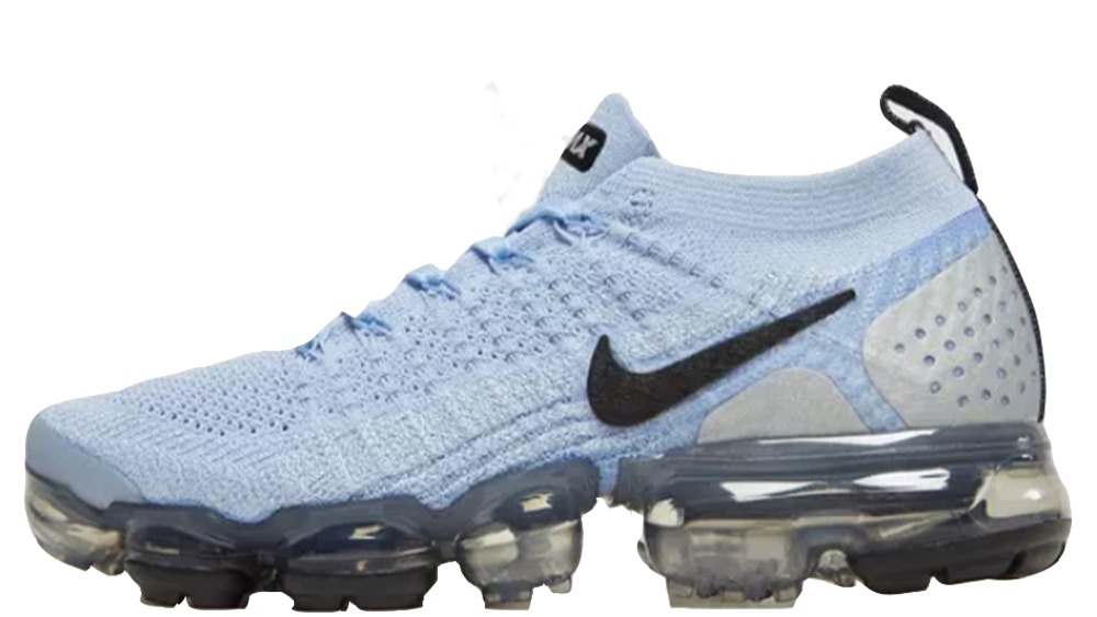 huge selection of e9d24 514ee Nike Air VaporMax Flyknit 2.0 Pale Blue