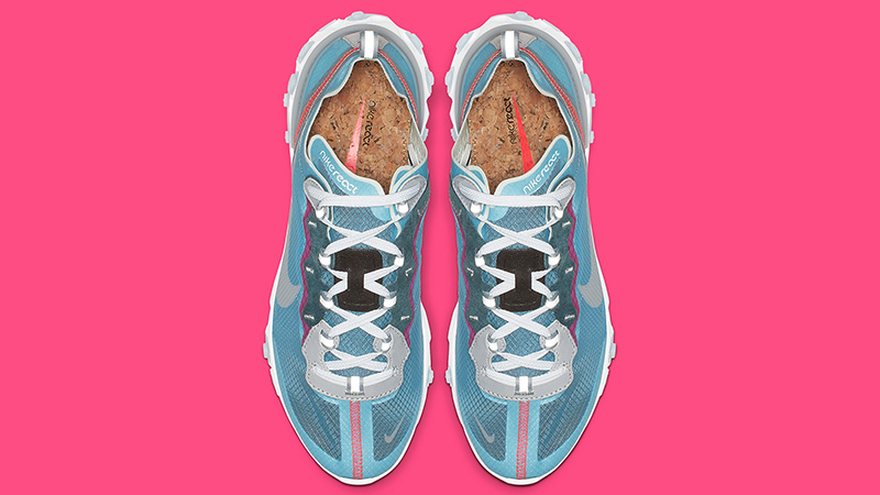 Nike React Element 87 Royal Tint AQ1090-400 02