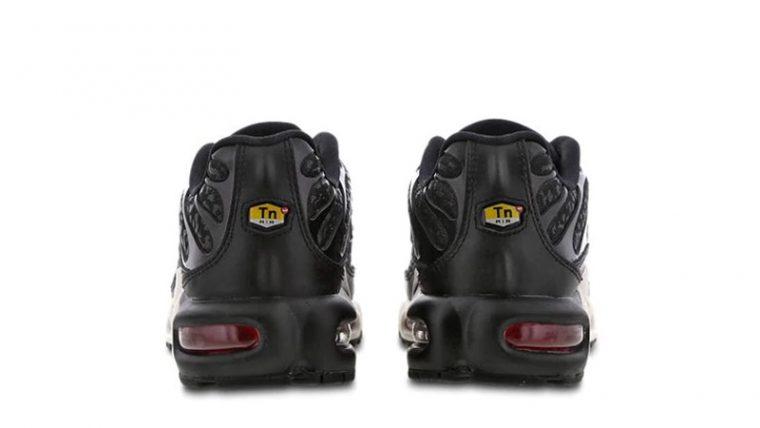 Nike TN Air Max Plus Black Red 01