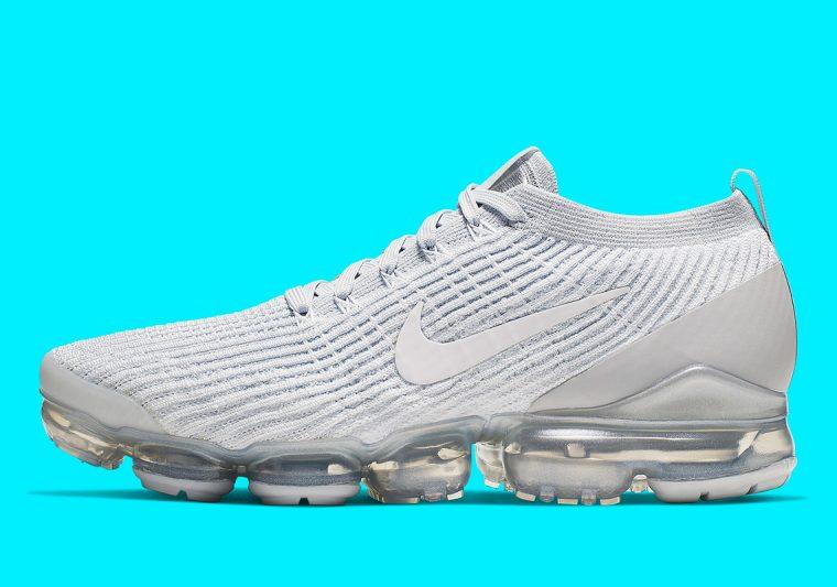 "A Closer Look At Nike s Brand New Vapormax 3.0 ""Pure Platinum ... ce9620da80"